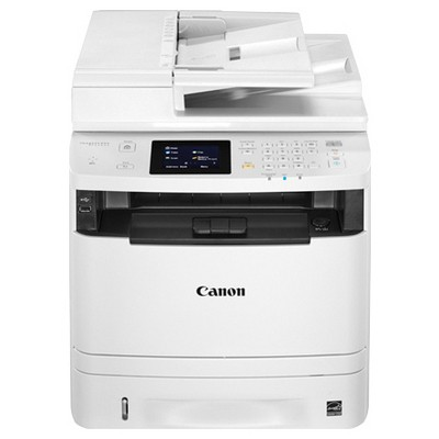 Canon Mf416dw Dördü Bir Arada Siyah Beyaz  A4 Wifi Lazer Yazıcı