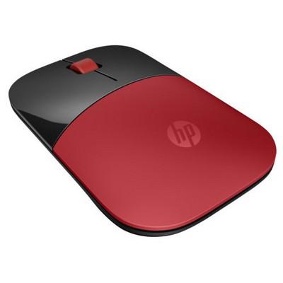 HP Z3700 Kablosuz Mouse - Kırmızı (V0L82AA)