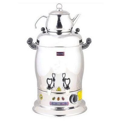 Remta R28 Çift Demlikli 28 Litre Elektrikli Çay Kazanı Endüstriyel Mutfak Ürünleri
