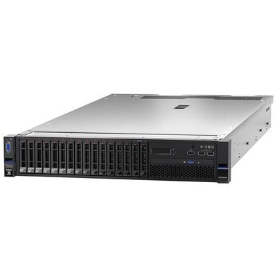 Lenovo Server 8871eag X3650 M5 8c E5-2620 V4 85w 2.1ghz/2133mhz/20mb 1x16gb O/bay Hs 3.5in Sas/sata Sr M5210 750w P/s Rack Sunucu