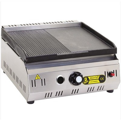 Remta R62 Tüplü Izgara Makinesi Endüstriyel Mutfak Aletleri
