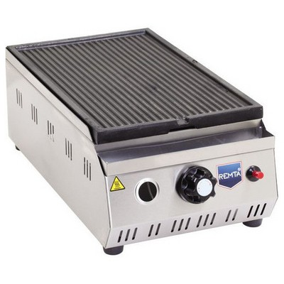 Remta R60 LPG Döküm Izgara 30 cm Çay Makinesi