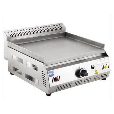 Remta R86CE-P Doğalgazlı Pleyt Izgara 50 cm - CE Belgeli Endüstriyel Mutfak Ürünleri