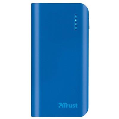 Trust 21225 4400 mAh Powerbank-Mavi Taşınabilir Şarj Cihazı