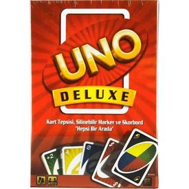 Mattel Games Uno Kartlar Delüks (türkçe) Kutu Oyunları