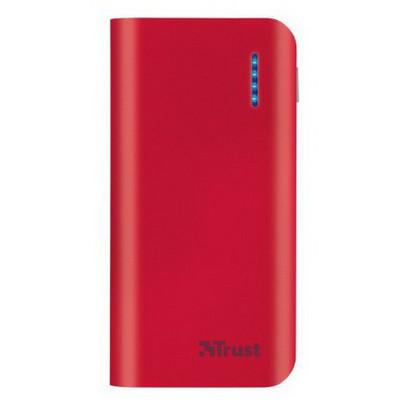 Trust Urban Primo PowerBank 4400 - Kırmızı (21226)