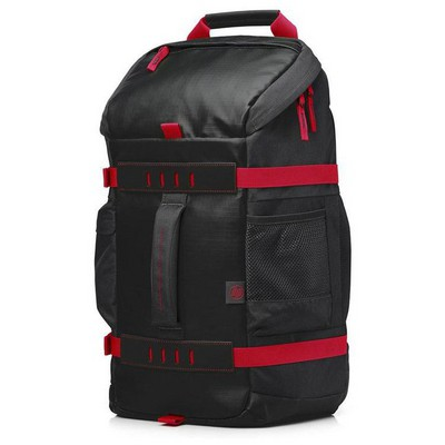 HP 15.6 In Odyssey Red/black Backpack Laptop Çantası