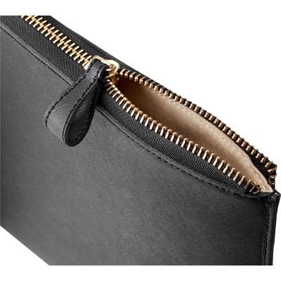 HP  W5t46aa 13.3 Spectre Leather Sleeve Siyah Kılıf