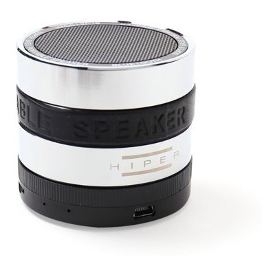 Hiper Bt-30s Bluetooth Speaker Gri/ Siyah Hoparlör