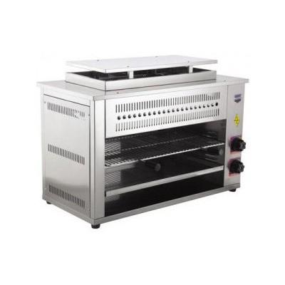 Remta S10 2 Radyanlı Salamender Lpg Çay Makinesi