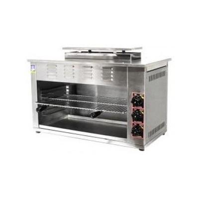 Remta S11 4 Radyanlı Salamender Doğalgazlı Endüstriyel Mutfak Aletleri