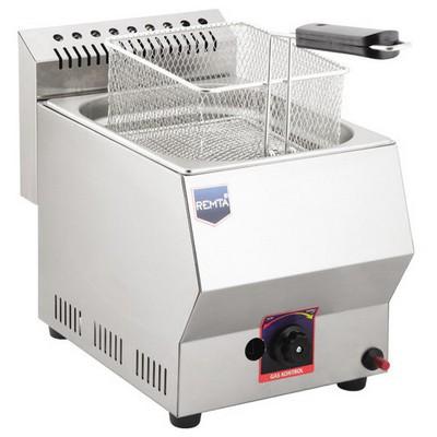 Remta R94 Tekli Bacalı Fritöz Lpg Çay Makinesi