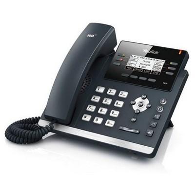 Yealink Sıp-t41p Ip Phone 2.7 Inc 192x64-pıxel Lcd, 2xports (poe), 3 Sıp,15 Dss Key, Wallmount, Wıthout Psu Kablolu Telefon