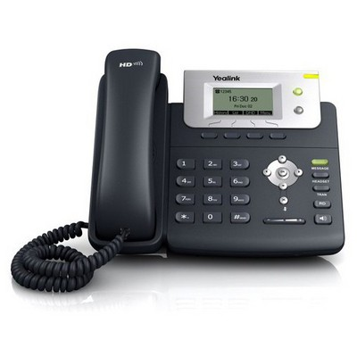 Yealink Sıp-t21-e2 Ip Phone, 132x64-pıxel Lcd, 2xport, 2 Sıp, Headset, Wallmount, Wıth Psu Kablolu Telefon