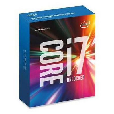 Intel Core i7-6850K Altı Çekirdekli İşlemci