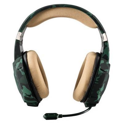 Trust Gxt 322c Gaming Headset - Green Camouflage Kafa Bantlı Kulaklık