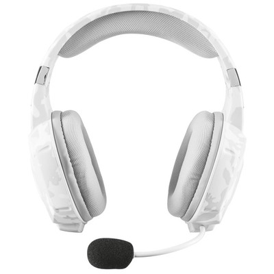 Trust Gxt 322w Gaming Headset - White Camouflage Kafa Bantlı Kulaklık