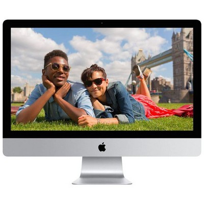 "Apple Z0RS3381 iMac 21.5"" Retina 4K QC i7 3.3GHz 8GB 1TB Fusion Drive Intel HD All in One PC"