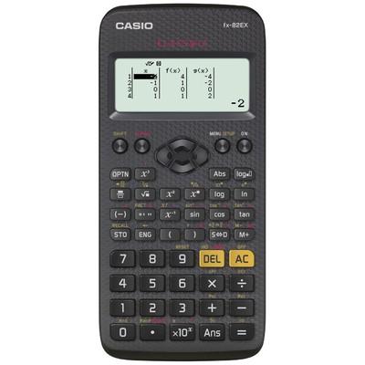 Casio Fx-82ex 274 Fonksiyon Bilimsel Hesap Makinesi