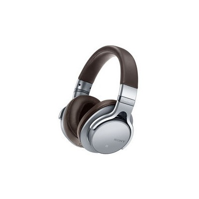 Sony Mmdr-1abt/s Yüksek Çözünürlüklü Bluetooth Kulaklık (gümüş) Kafa Bantlı Kulaklık