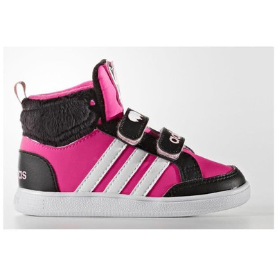 Adidas 53392 Aw5163 Hoops Animal Mid Inf Aw5163