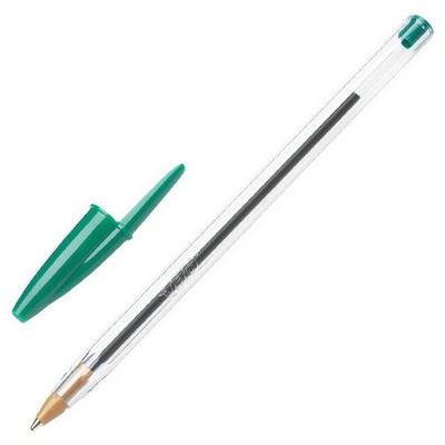 BIC Cristal Tükenmez  - Yeşil Kalem