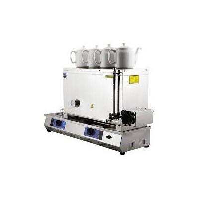 Remta N19 Dört Demlikli LPG Gazlı - Elektrikli Kahveci Takımı Endüstriyel Mutfak Ürünleri