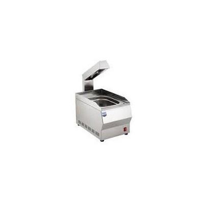 Remta R98 1/2 Gn Kaplı Halojen Lambalı Elektrikli Patates Dinlendirme Endüstriyel Mutfak Aletleri