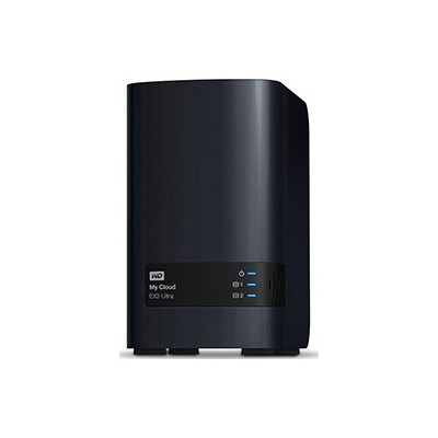WD My Cloud X2 Ultra 8TB NAS (WDBVBZ0080JCH)