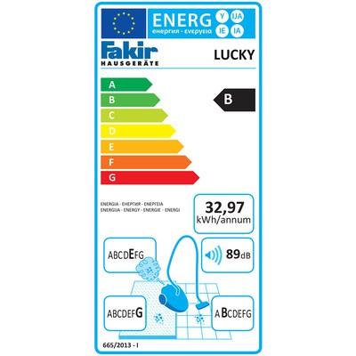 Fakir Lucky Dikey Elektrikli Süpürge