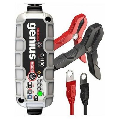 Noco Genius G1100 6v/12v 40ah Ultrasafe Akıllı Akü Şarj Ve Akü Bakım Akü Şarj Cihazı