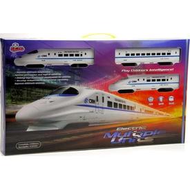 Vardem Hızlı Tren Set Işıklı Sesli Erkek Çocuk Oyuncakları