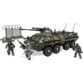 Mattel Games Mega Bloks Cod Combat Vehicle Attack Lego Oyuncakları