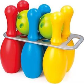 Dolu Sevimli Bowling Set Filede Bahçe Oyuncakları