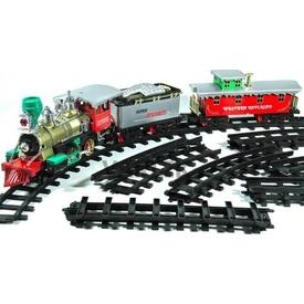 Vardem Işıklı Sesli Tren Set 19 Parça 450 Cm Erkek Çocuk Oyuncakları