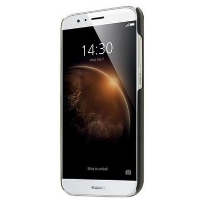Microsonic Huawei G8 Kılıf Hybrid Metal Kırmızı Cep Telefonu Kılıfı