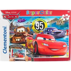 Clementoni 104 Cars Puzzle