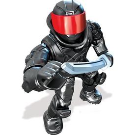 Mega Bloks Ninja Kaplumbağalar Foot Soldier 2 Micro Figür Lego Oyuncakları