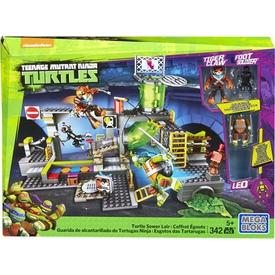 Mega Bloks Tmnt Sewer Lair Lego Oyuncakları