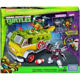 Mega Bloks Tmnt Party Van Lego Oyuncakları