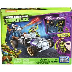 "Mega Bloks Tmnt Donnie""s Race Car Lego Oyuncakları"