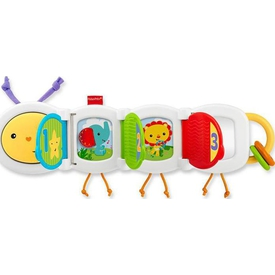 Fisher-price Fisher Price Sürprizli Tırtıl Arabalar