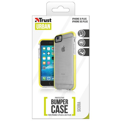 Trust Urban 20928 Scura Bumper Iphone 6/6s Plus Kılıfı Cep Telefonu Kılıfı