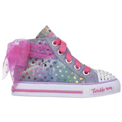 Skechers 10421N-Dmlt ShufflesPıxıe Bunch Çocuk Spor Ayakkabı 10421N-D
