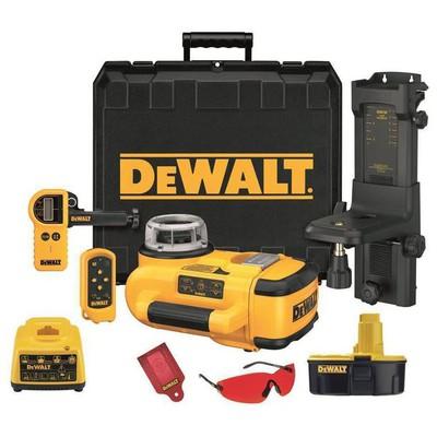 Dewalt Dw079kh Profesyonel 18volt/2.6ah Nimh Yatay Ve Dikey Otomatik Hizalamalı Rotatif Lazer Distomat