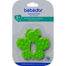 Bebedor 512 Yumuşak Dişlik Yeşil-kelebek Dişlik & Çıngırak