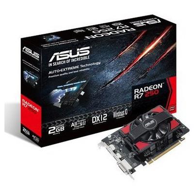 Asus Radeon R7 250 2G Ekran Kartı