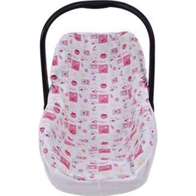 Sevi Bebe 9014 Bebek Anakucağı Kılıfı Pembe Oto Koltuğu Aksesuarı