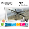 "Codegen Q7 Plus A33 4 Çekirdek, 1gb, 8gb, Ips Ekran ,7"" Beyaz, Tablet"