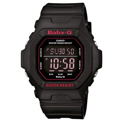 Casio Bg-5601-1bdr Baby-g Kadın Kol Saati